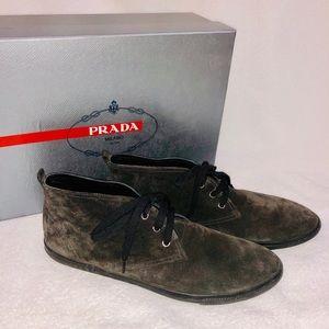 Prada sued shoes